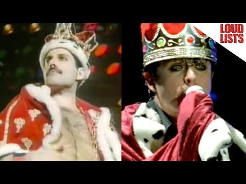 10 Bands Who Had a Queen Phase