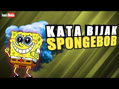 kata bijak spongebob