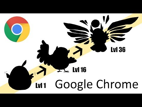 What If Google Chrome Were Pokemon Evolution ?