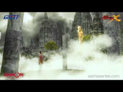 Serangan Balik Power Stones - Satria Garuda BIMA X