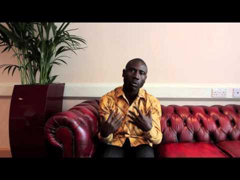 Interview with James Kofi Annan