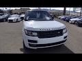 2017 Land Rover Range Rover Reno, Sparks, Carson City, Sacramento, Nevada R5990