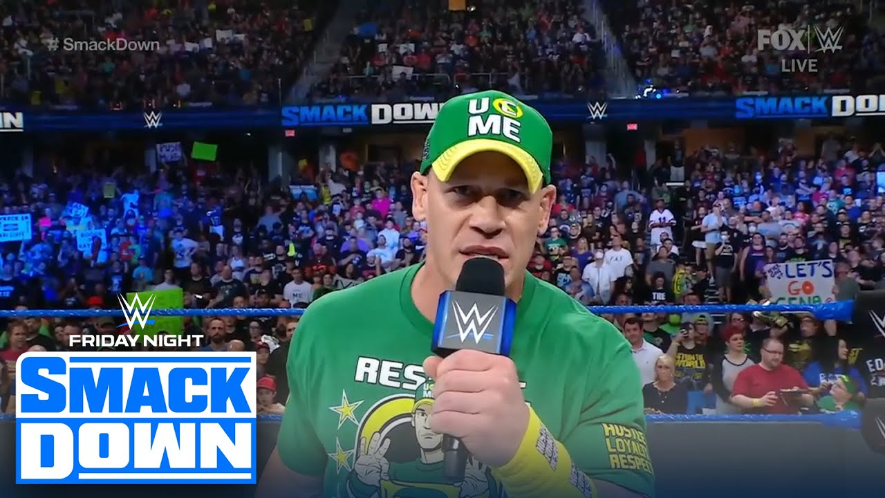 Watch WWE Friday Night SmackDown on FOX in 3 minutes | SMACKDOWN IN 3 | WWE ON FOX