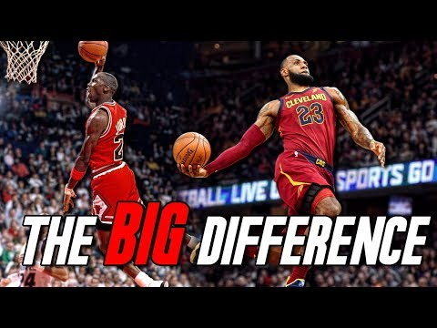 The Fundamental Problems with the Jordan vs LeBron Debate