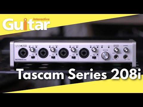 Tascam Series 208i Audio Interface | Review