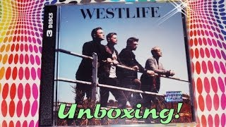 Unboxing! - Westlife - Greatest Hits