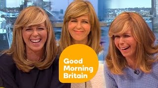 Kate Garraway's Best Bits | Good Morning Britain