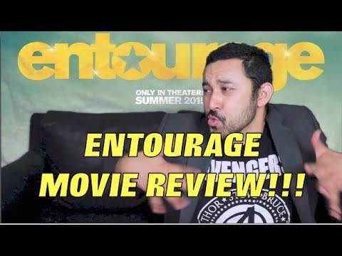 ENTOURAGE (2015) THE MOVIE - REVIEW!!!