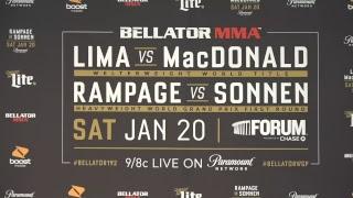 Bellator 192 Press Conference thumbnail