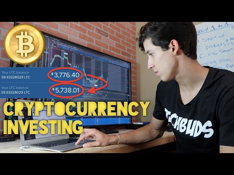 How To Invest In Bitcoin/ Cryptocurrency? | Investing For Beginners