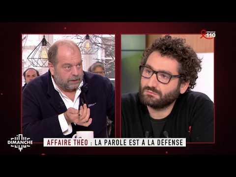 Éric Dupond-Moretti s'exprime sur l'affaire Théo - Clique Dimanche du 25/03 - CANAL+
