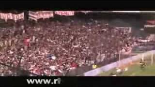 esta es la banda de river plate independiente 0 vs river 1