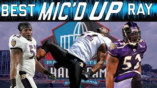 Ray Lewis Best Mic'd Up Moments | Sound FX | NFL Films