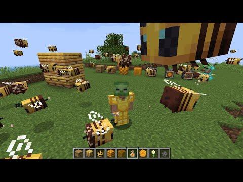 minecraft-version-1.15-new-update-(bee-&-honey)-versi-baru-guys