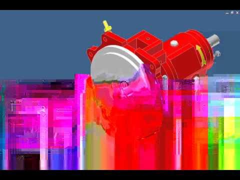 PVDF Pump Animation