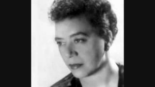 Mabel Mercer - Les Feuilles Mortes
