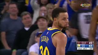 Cleveland Cavaliers vs Golden State Warriors | April 5, 2019