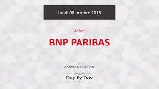 BNP PARIBAS : nouvelle impulsion en cours  - Flash Analyse IG 08.10.2018