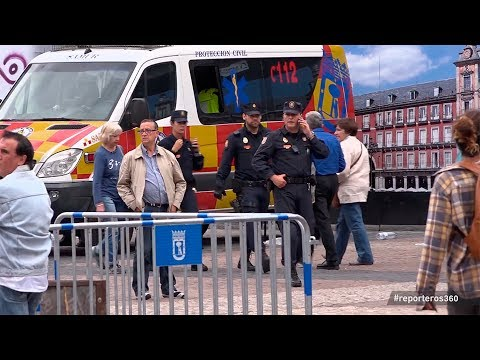 Reporteros 360: Madrid, alerta 4