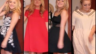 Choisissez-vous une robe pour ma fête d