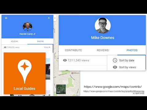 How to find Anyone's Google Local Guides Photo Views On Maps