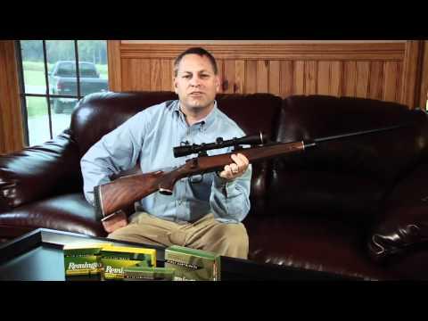 Remington Model 700 50th Anniversary Edition