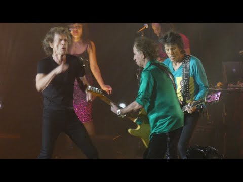 Watch the Rolling Stones Play 'Harlem Shuffle' for First Time in 29 Years