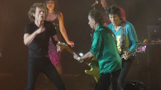 """Harlem Shuffle (1st Time Live Since 1990)"" Rolling Stones@MetLife Stadium New York 8/5/19"