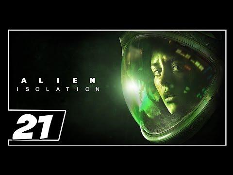 Alien: Isolation: Detonado Parte 21 - Androids HUE HUE BR  - Dublado em português [PS4]