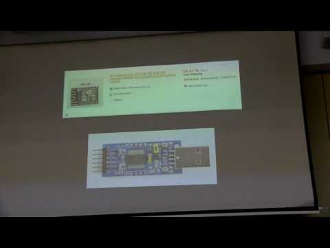 """PyCon PL 2016:Krzysztof Czarnota """"Inteligentny dom z (Micro)Python)"""""""