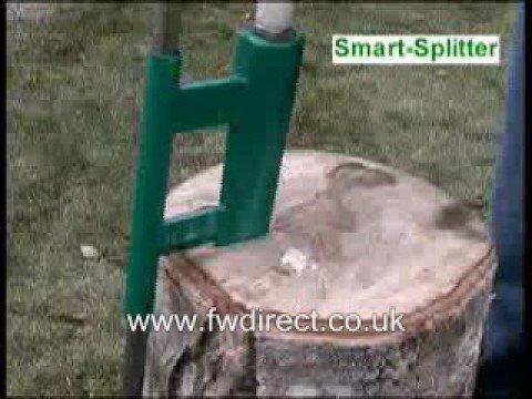 smart manual log splitter uk ireland seller -