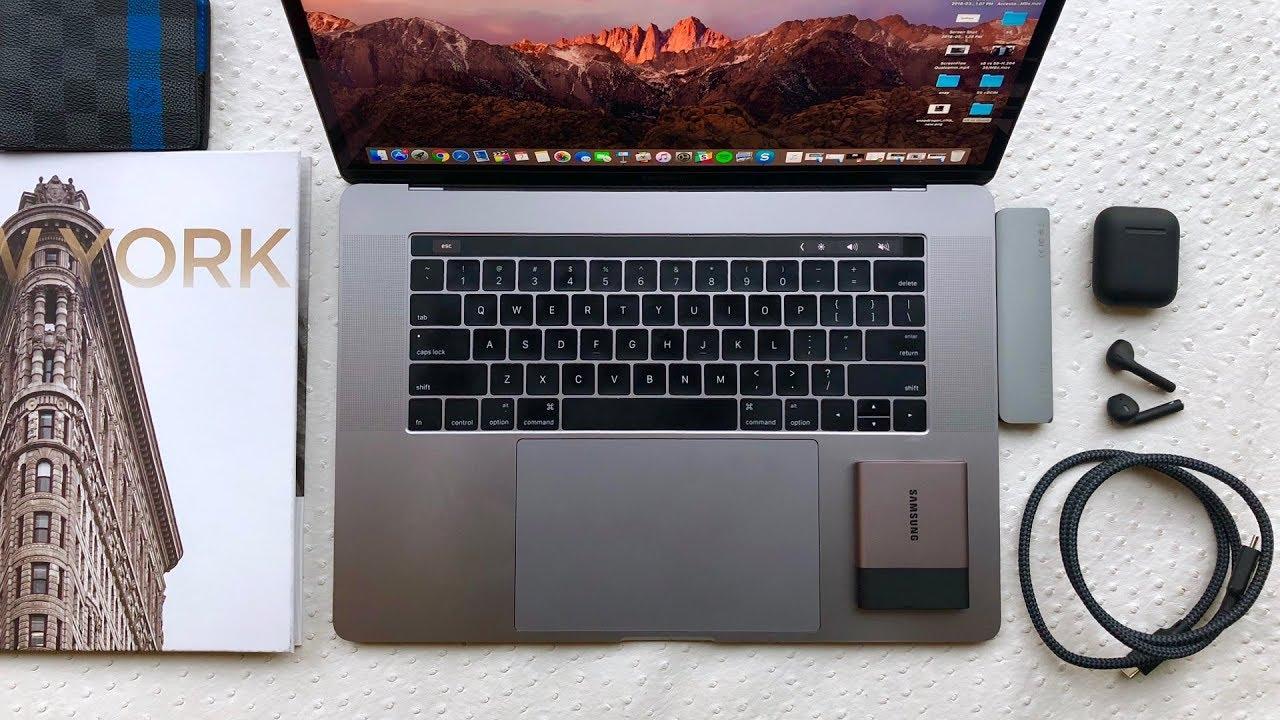 Best Macbook Pro With Touchbar Accessories! (USB C + More!)