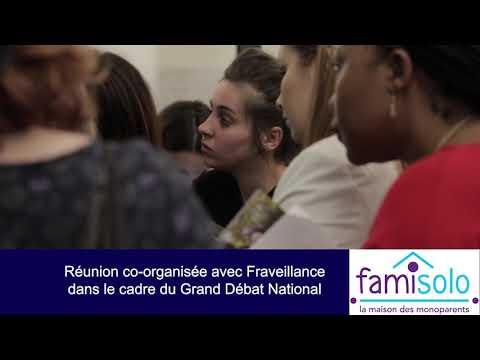 l'interview de notre Présidente, Laura Françoise LEBEAU