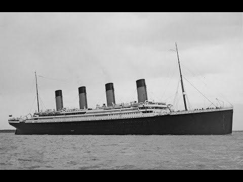 The Olympic class of White Star Line