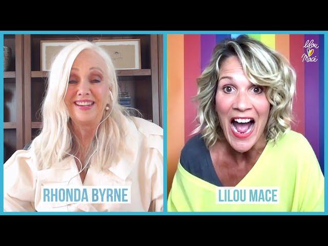 (FR) Interview de Rhonda Byrne sur Le Plus Grand Secret