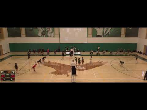 The Harker School vs. Castilleja School Varsity Womens' Volleyball