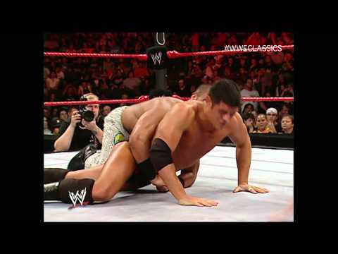Cody Rhodes vs Daivari, 10/19/07