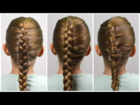 how-to:-french-braid-(3-ways)-✿-how-to-braid-for-beginners-✿-littlegirlhair