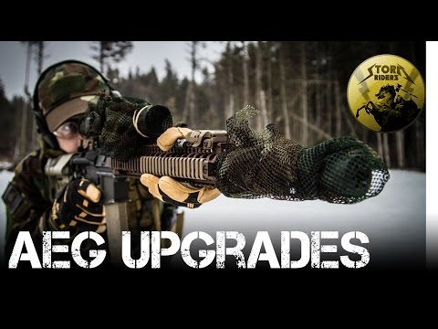 3 recommended upgrades for any AEG