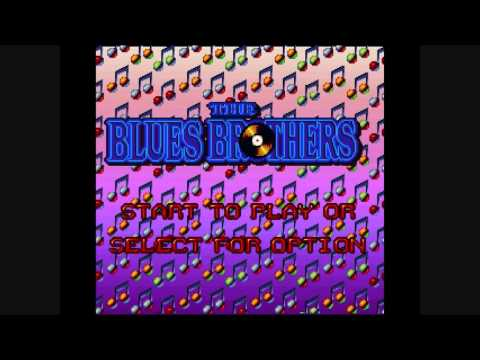 The Blues Brothers [SNES] - Opening