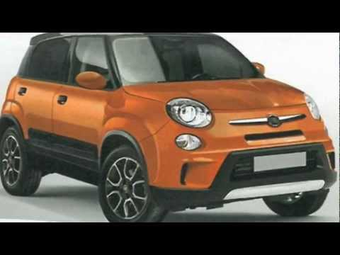 PREVIEW 2014 Fiat LZero  500 4door  YouTube