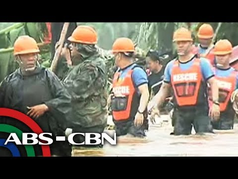 TV Patrol: Hagupit ng 'Lannie' at 'Maring' hindi bababa sa 3 patay; 6 nawawala nang maanod