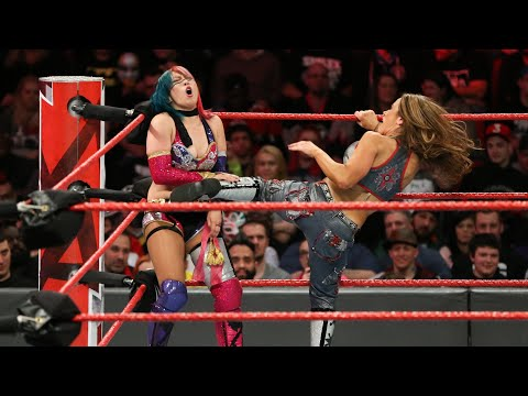 Asuka vs. Mickie James: Raw, March 12, 2018