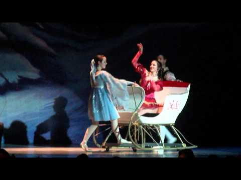 The Nutcracker LIVE from the Palace Theatre in Greensburg, PA 2011 featuring Fletcher Sisters