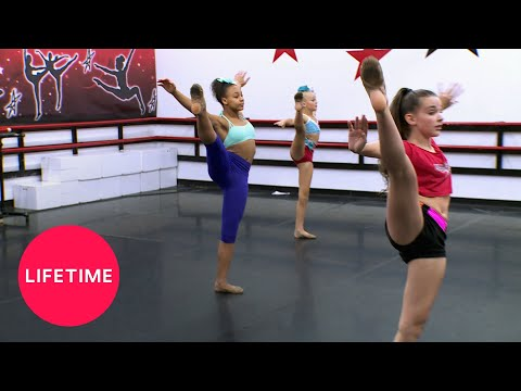 Dance Moms: The Group Dance Is a Hot Mess (Season 5 Flashback) | Lifetime