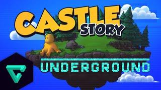 Underground : Castle Story - Survival Mode Gameplay