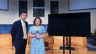 Easter Service Part 4 Carlee Lawrence Romans 8