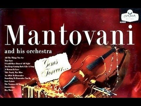 Blue Danube - Mantovani And His Orchestra