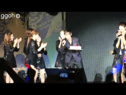 [Full HD/FANCAM] SNSD    pt. 1/4 — SMTown Live '10 (Shanghai) - Full appearance