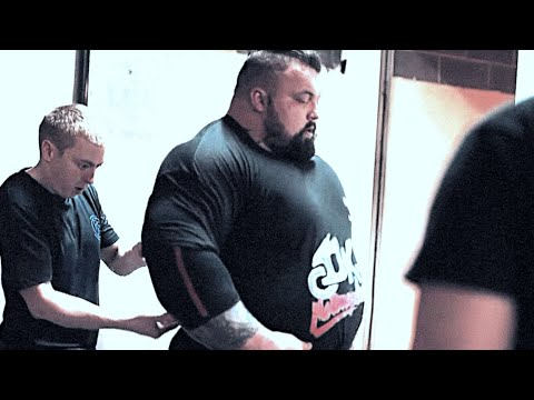 Beast's FINAL CONTEST, Strongman endures pain to win record 5x Titles